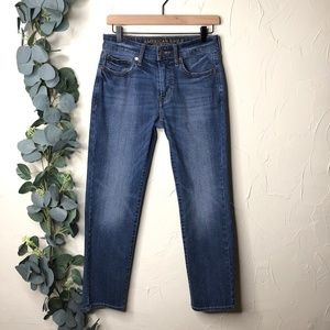 American Eagle | Slim Straight Jeans 28x28